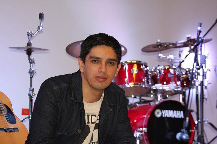 Guillen Olarte (Audiovisuales y sonido)
